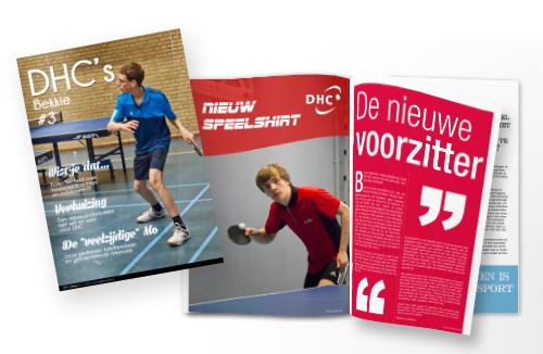 DHC's Bekkie #3 | Tafeltennisvereniging DHC Delft